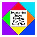 Foundation Paper Piecing For The Terrified – Week 3