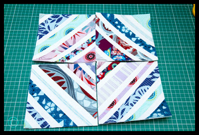 Foundation Paper Piecing For The Terrified – Week 3 Preview
