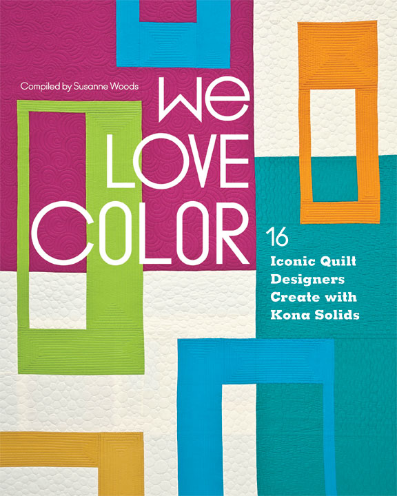 We Love Color Book Review