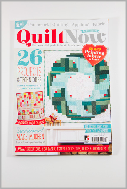 Quilt Now Issue 4