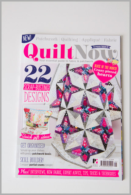 Quilt Now Issue 5