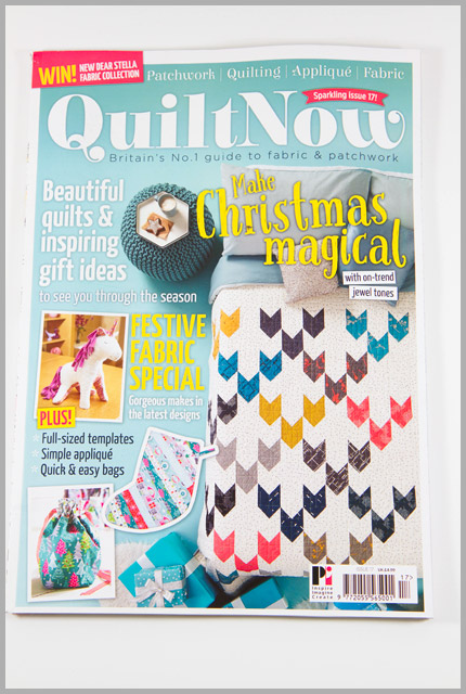 Quilt Now Issue 17 – Gift Bags