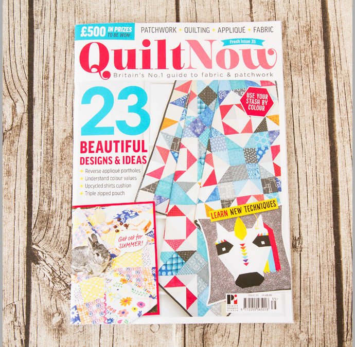 Quilt Now Issue 35
